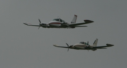 Cessnas 2 Oshkosh 2017 Florida Clinic