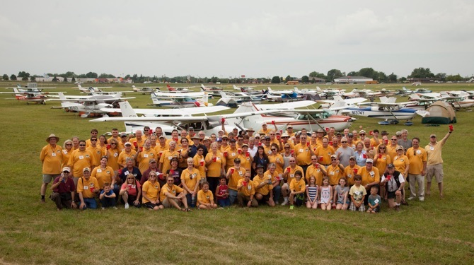 Coming soon... 2014 Cessnas 2 Oshkosh Group Picture